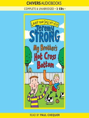 cover image of My Brother's Hot Cross Bottom