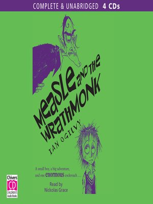cover image of Measle and the Wrathmonk