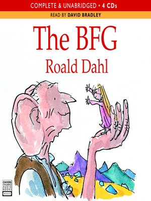 cover image of The BFG