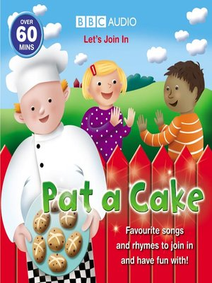 cover image of Pat-A-Cake