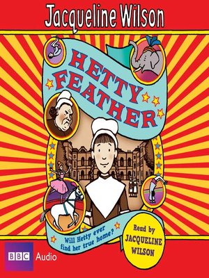 cover image of Hetty Feather