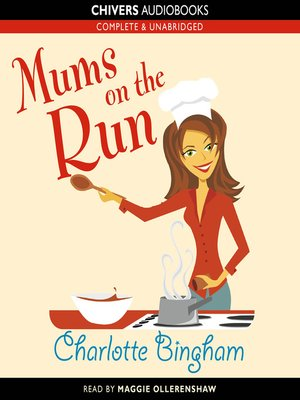 cover image of Mums on the Run