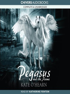 cover image of Pegasus and the Flame