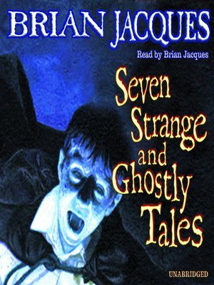 cover image of Seven Strange and Ghostly Tales