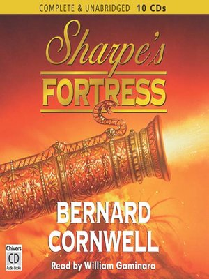 cover image of Sharpe's Fortress