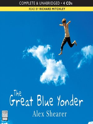cover image of The Great Blue Yonder