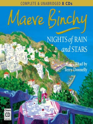 cover image of Nights of Rain and Stars