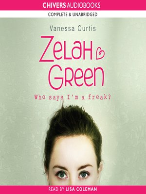 cover image of Zelah Green