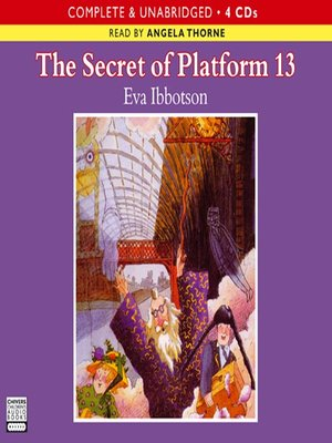 cover image of The Secret of Platform 13