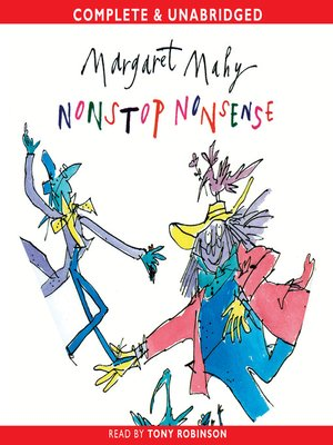 cover image of Nonstop Nonsense