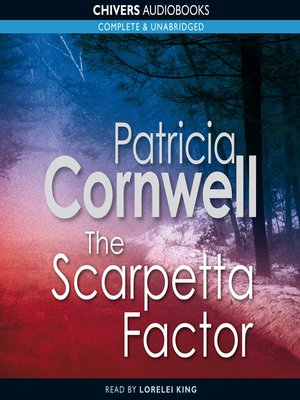cover image of The Scarpetta Factor