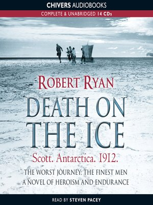 cover image of Death on the Ice