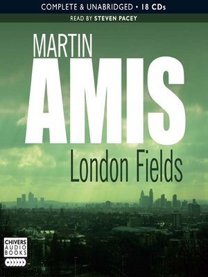 cover image of London Fields