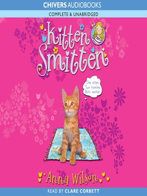cover image of Kitten Smitten