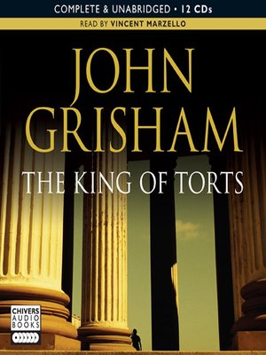 cover image of King of Torts