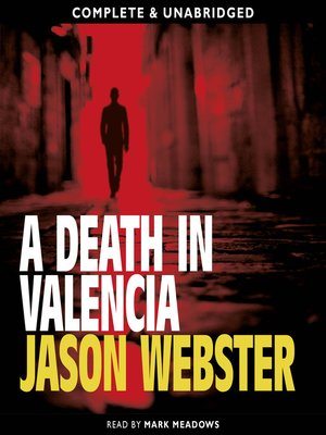 cover image of A Death in Valencia