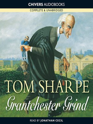 cover image of Grantchester Grind