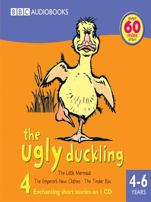 cover image of The Ugly Duckling and Other Stories