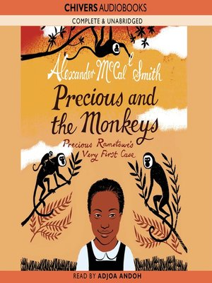 cover image of Precious and the Monkeys