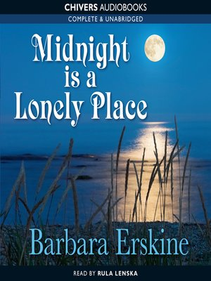 cover image of Midnight is a Lonely Place