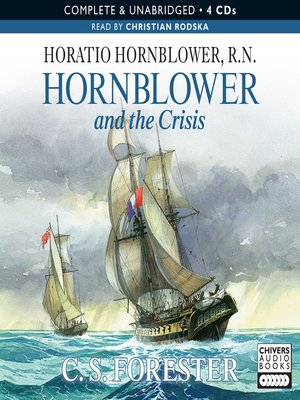 cover image of Hornblower and the Crisis