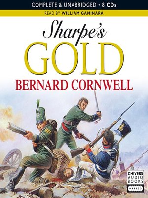 cover image of Sharpe's Gold: Richard Sharpe and the Destruction of Almeida, August 1810