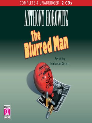 cover image of The Blurred Man