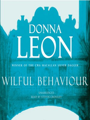 cover image of Wilful Behaviour