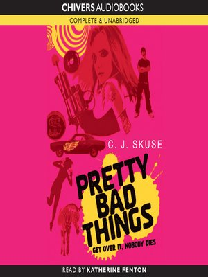 cover image of Pretty Bad Things