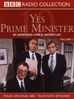 cover image of Yes, Prime Minister, Volume 2