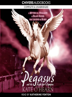 cover image of Pegasus and the Fight for Olympus