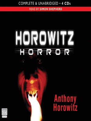 cover image of Horowitz Horror