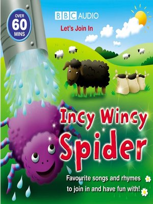 cover image of Incy Wincy Spider