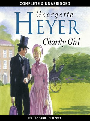 cover image of Charity Girl