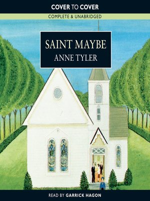 cover image of Saint Maybe