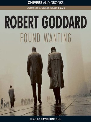 cover image of Found Wanting
