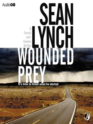 cover image of Wounded Prey
