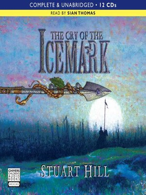 cover image of The Cry of the Icemark