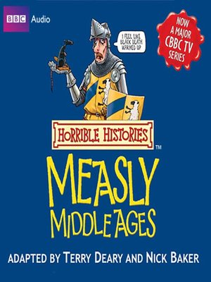 cover image of The Measly Middle Ages