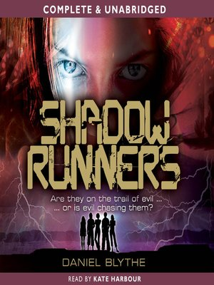 cover image of Shadow Runners