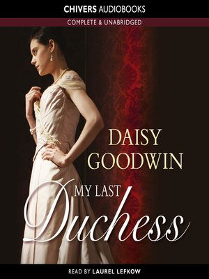 cover image of My Last Duchess