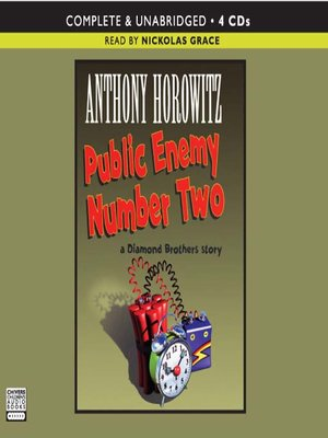cover image of Public Enemy Number Two