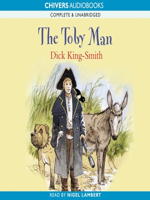 cover image of The Toby Man