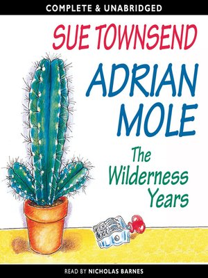 cover image of The Wilderness Years