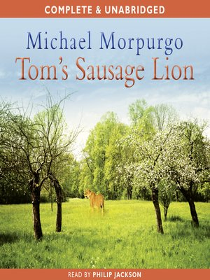 cover image of Tom's Sausage Lion