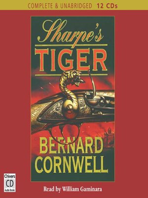cover image of Sharpe's Tiger