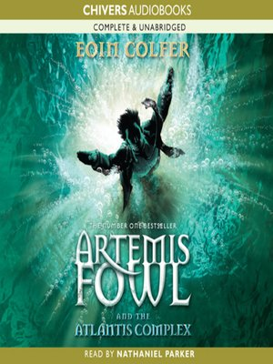 cover image of Artemis Fowl and the Atlantis Complex