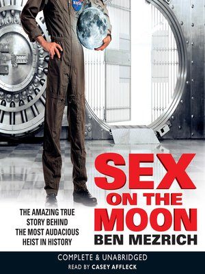 cover image of Sex on the Moon