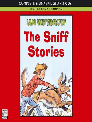 cover image of The Sniff Stories