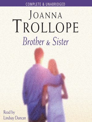 cover image of Brother and Sister
